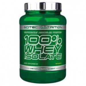 100% WHEY ISOLATE 2000gr (SCITEC)
