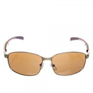 Ανδρικά γυαλιά ηλίου χρυσάφη με καφέ