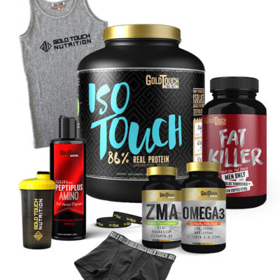 Advanced MEN 6 pack - GoldTouch Nutrition