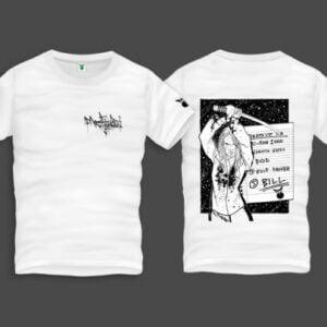 Kill Bill Men Back Print T-Shirt