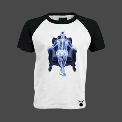 Xray Baseball T-Shirt