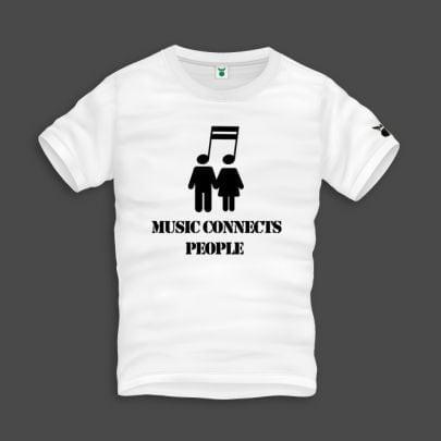 Music Connection Men T-Shirt