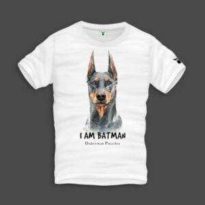 Doberman Dog Men T-Shirt