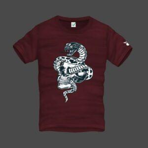 Snake Skull Ανδρικό T-Shirt