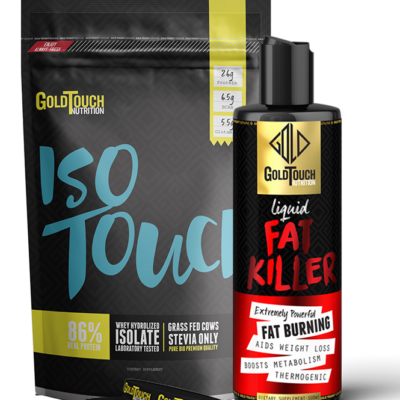 FIT AND HEALTHY - GoldTouch Nutrition