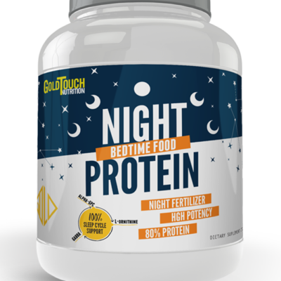 Night Protein 750gr Chocolate - GoldTouch Nutrition