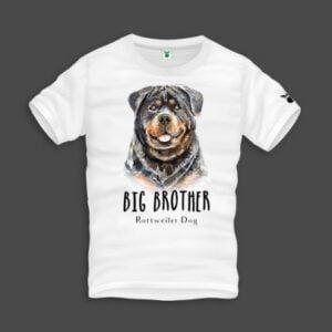 Rottweiler Dog Men T-Shirt