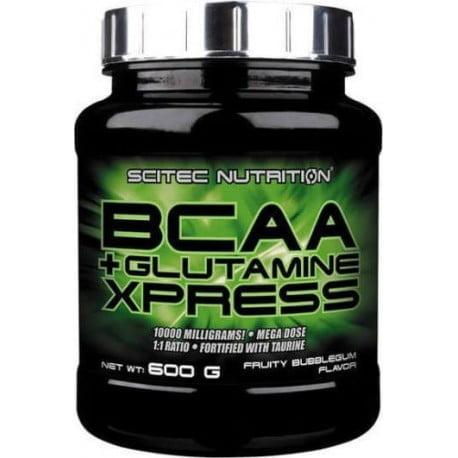 Scitec Nutrition BCAA + Glutamine Xpress 600gr MOJITO