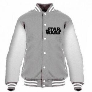 Κολλεγιακό Star Wars Stormtrooper Varsity Jacket