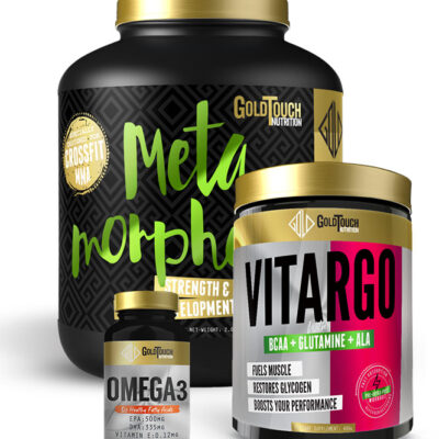 Super MASS Pack - GoldTouch Nutrition