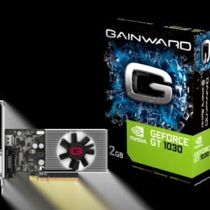 Gainward Geforce Gt 1030, Gddr5 2gb, 64-bit, Hdmi, Dvi (3965)