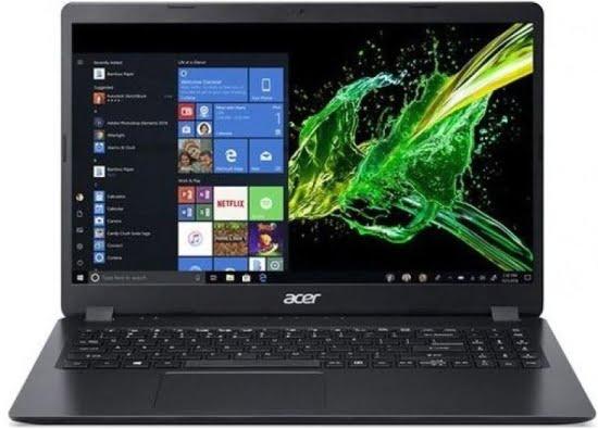 LAPTOP ACER A315-56-53PS 15.6'' FHD INTEL CORE I5-1035G1 8GB 512GB SSD WINDOWS 10