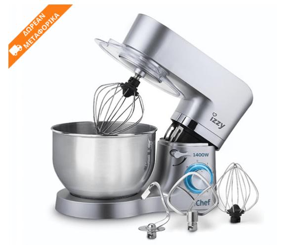 Κουζινομηχανή S1503 Super Chef, Izzy