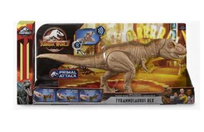 Λαμπάδα Jurassic World Epic T-Rex Με Ήχους Και Κίνηση (GJT60)