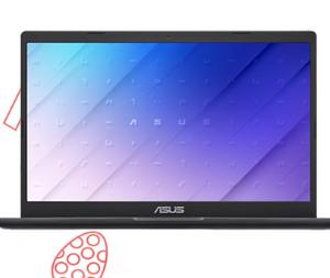 Laptop 14 E410MA-EK163TS Intel Celeron N4020 / 4GB / 128GB eMMC / Intel UHD Graphics 600 Blue