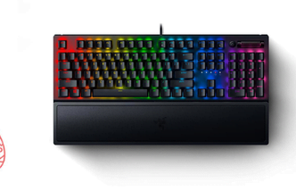 RAZER Blackwidow V3 Mechanical Keyboard (Green Switch)