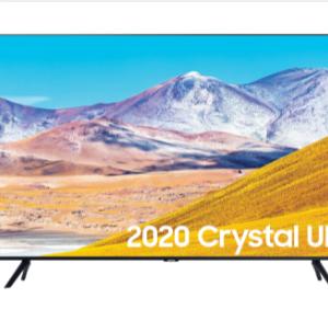 """Τηλεόραση Samsung 43"""" Smart E-LED 4K"""