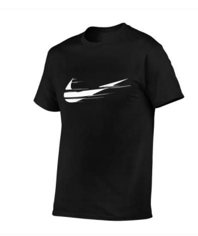 Fashion Design Black T Shirts Men Luxury Brand Designer Cotton T-shirts Short Sleeves Crew Neck Workout Top Tees Summer 2021