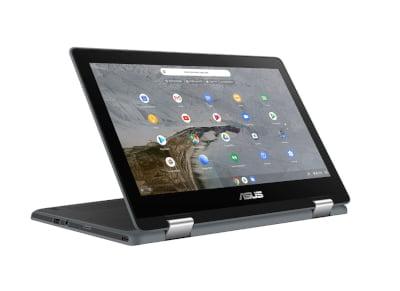 "Laptop Asus Chromebook Flip C214 11.6"" (N4020/4GB/64GB/Intel UHD Graphics 600) C214MA-BU0475"