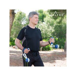 Βαράκια Έρματος με Λαβές Walk & Weight (πακέτο με 2)