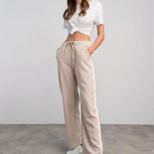 Παντελόνα ελαστική νάντες με λάστιχο στη μέση