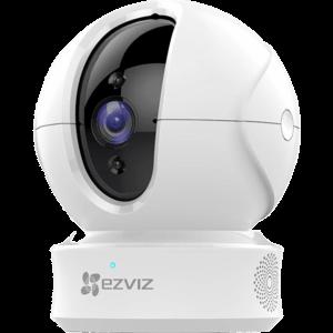 Ασύρματη IP Camera Ezviz EZ360 720p HD Wi-Fi 2.4 GHz LED Λευκό