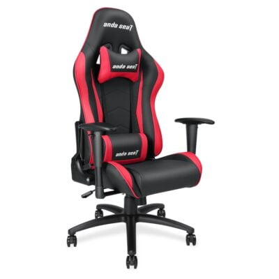 Anda Seat Gaming Chair Axe Black-red
