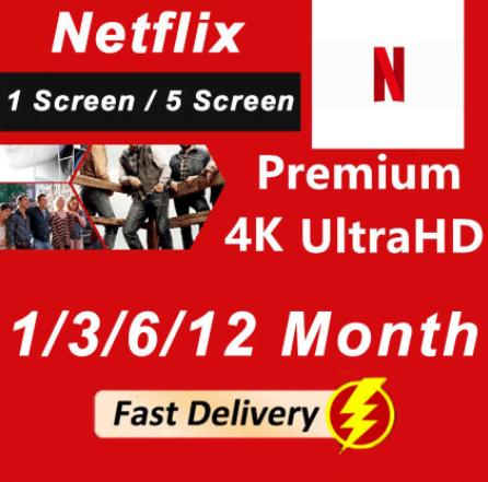 Netflixes Premium 4K Ultra HD Screens