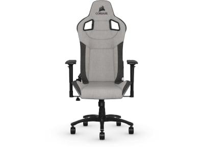 Gaming Chair Corsair T3 Rush - Γκρι/Μαύρο