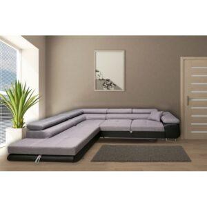 Γωνιακός καναπές Alexander,275x202εκ, Silk