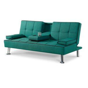 Διθέσιος Καναπές Κρεβάτι VERDE Evromar