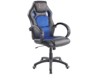 Gaming Chair Lgp - Μαύρο / Μπλε