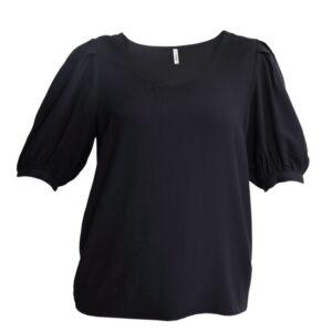 Γυναικείο μπλούζα OnlyKARMA LIFE 2/4 SOLID TOP