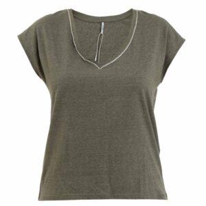 Γυναικεία μπλούζαOnly ONLNOORA LIFE S/S TOP