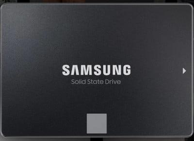 Εξωτερικός σκληρός δίσκος SSD Samsung - 870 Evo - 250GB