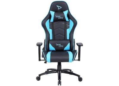 Gaming Chair SteelPlay SGC01 - Μπλε