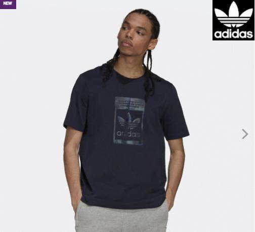 adidas Originals Camo Infill Ανδρικό T-shirt